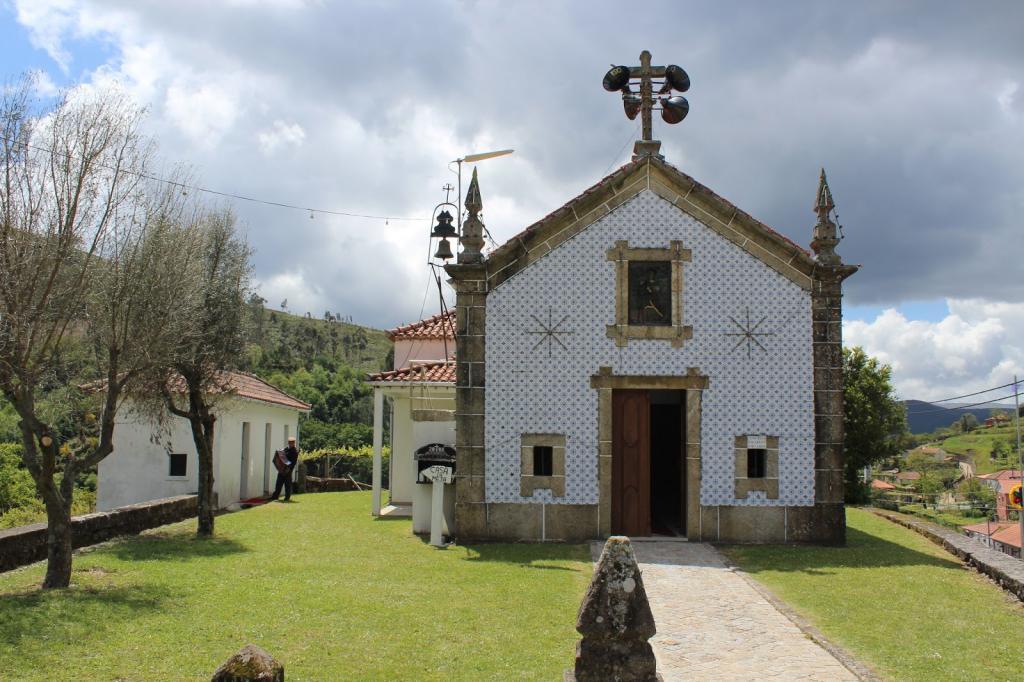 Capela de Santa Luzia - Rendufe